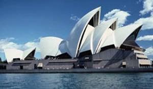 Opera House in Australia