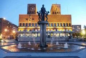 Oslo - Fountain