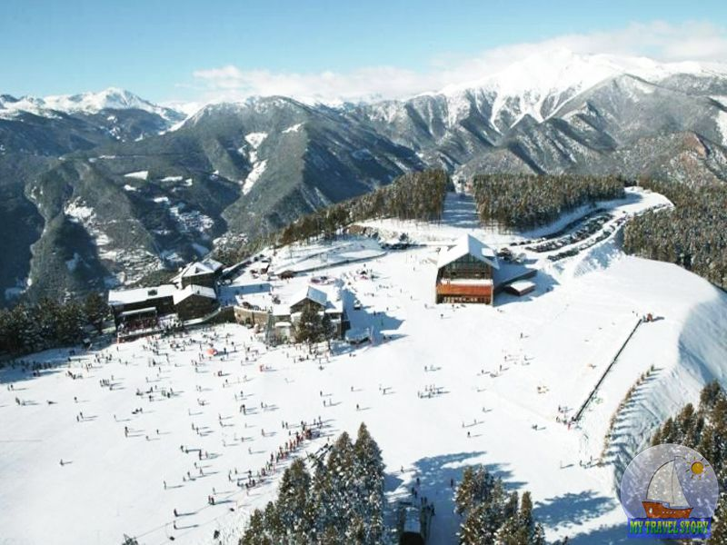Pal Arinsal ski resort