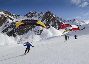Pal Arinsal - ski trail