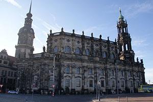 Palace Church (Hofkirche) Dresden