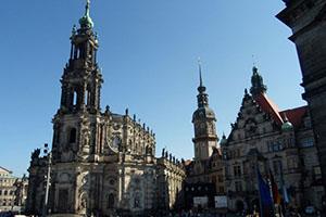 Palace Church (Hofkirche)