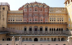 Palace Hawa Mahal, Jaipur, India