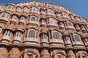 Palace Hawa Mahal, Jaipur
