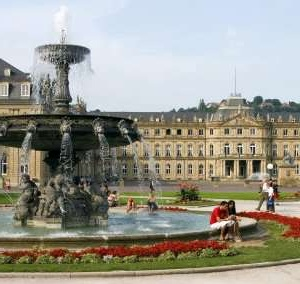 Palace Square - Stuttgart