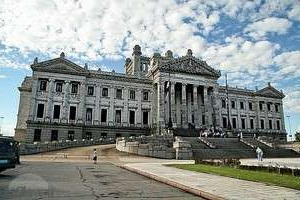 Palace of legislators. Montevideo