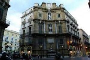 Palermo - the Quattro Canti