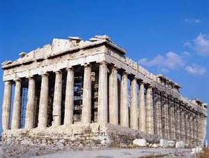 Parthenon - Greece