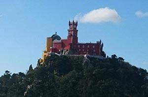 Pena Palace, Portugal