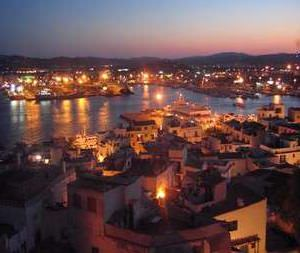 Photo Ibiza night
