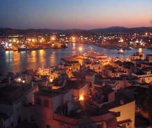 Photo Ibiza night