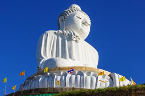 Phuket Resort. Big Buddha