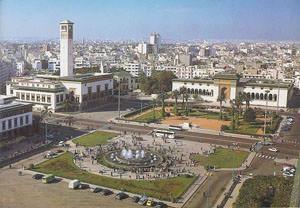 Place Mohammed V - Casablanca Landmark