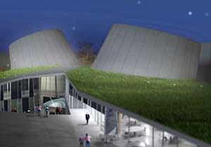 Planetarium. Montreal
