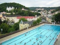 Pool Karlovy Vary