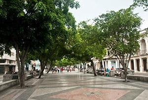 Prado Boulevard, Havana, Cuba