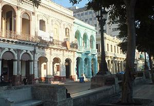 Prado Boulevard, Havana