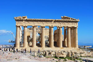 Reconstruction in the Parthenon