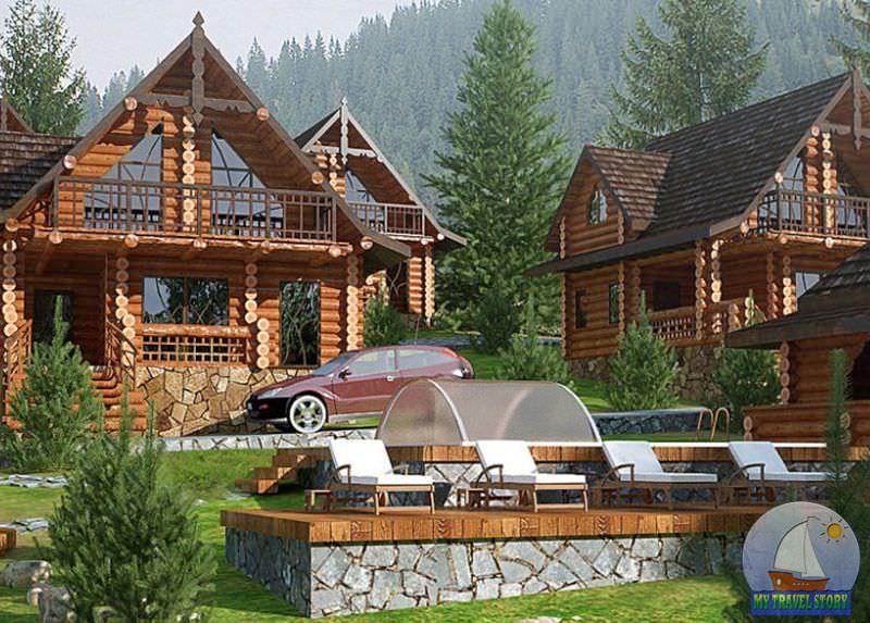 Resorts Yaremcha Ukraine