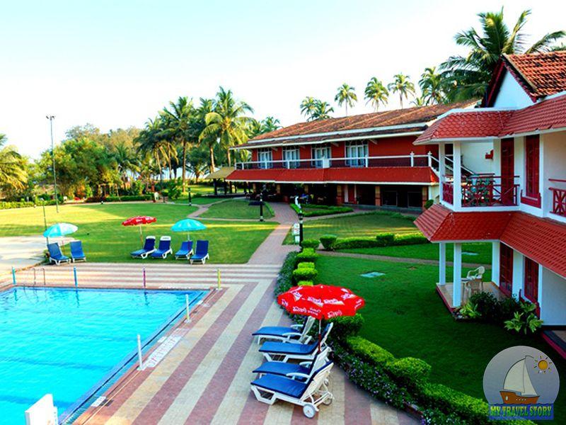 Resorts in Goa