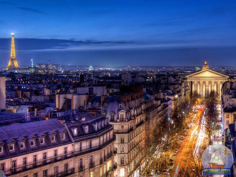 Resorts of France