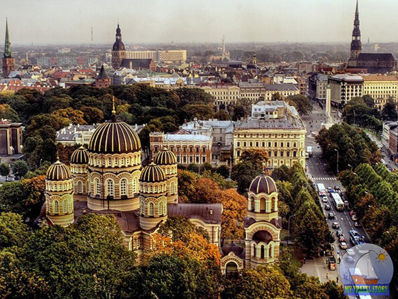 Riga attractions