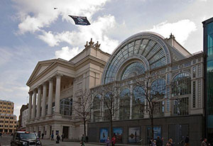 Royal Opera House, London, UK
