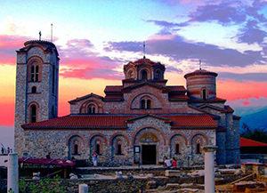 Saint Kliment and Panteleymon's temple