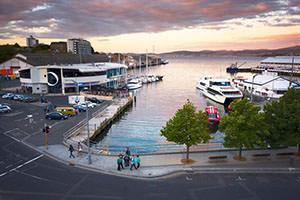 Sallivans Kouv. Sight of Tasmania
