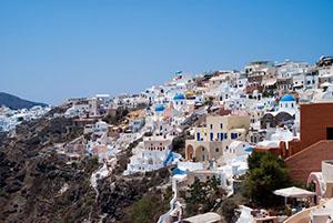 Santorini Island, Greece