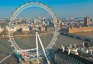 Sight of Eyes of London
