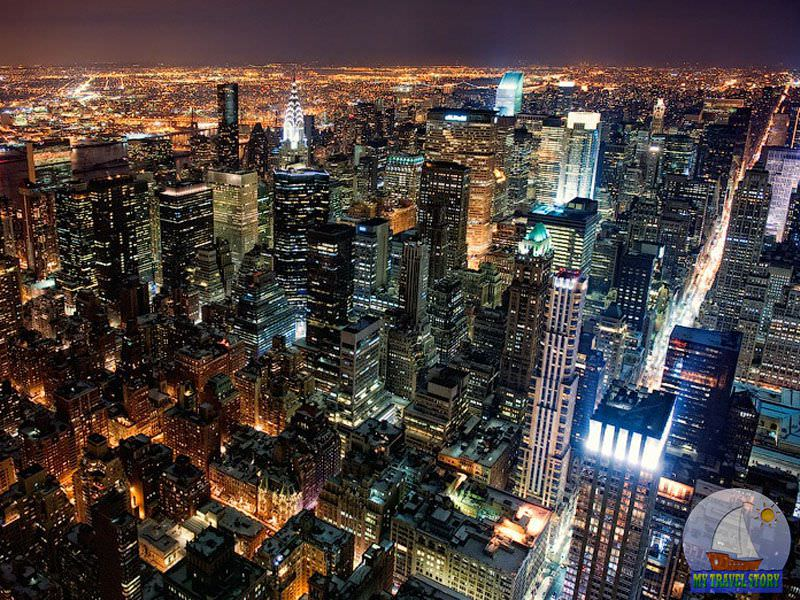 Sights New York City