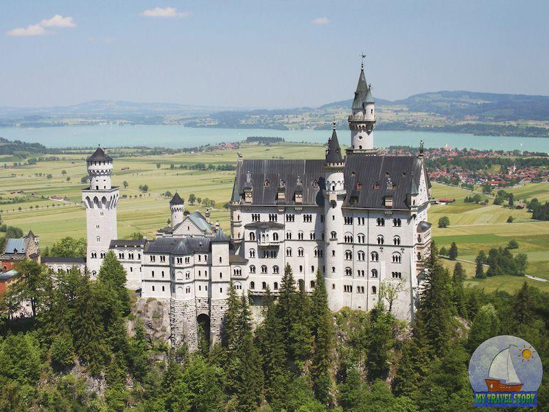 Sights in Liechtenstein