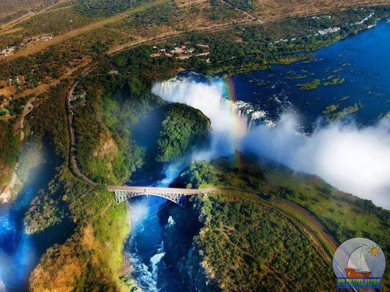 Sights in Zambia