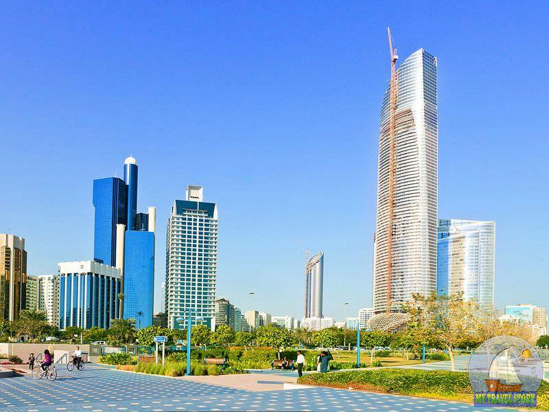 Sights of Abu Dhabi