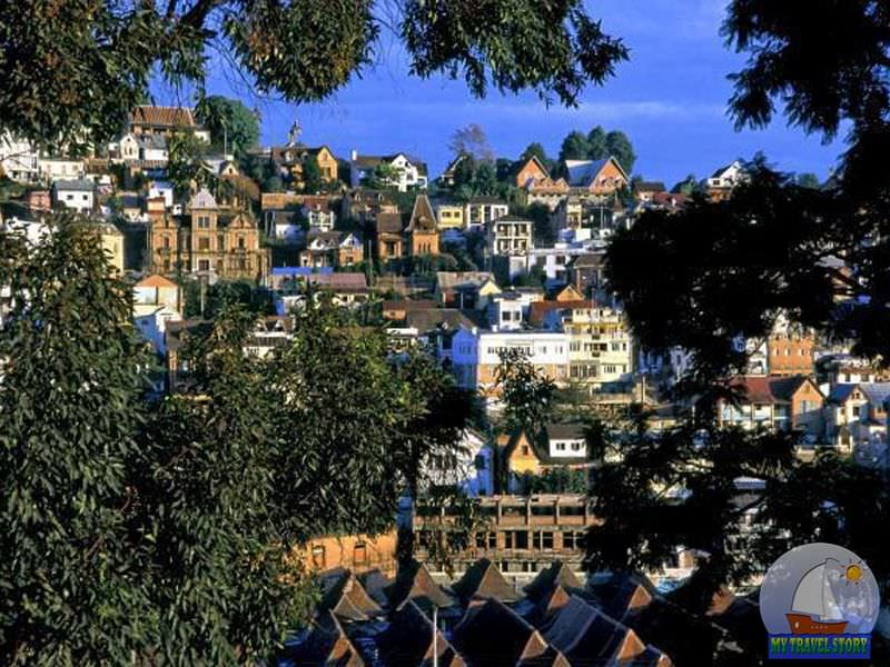 Sights of Antananarivo