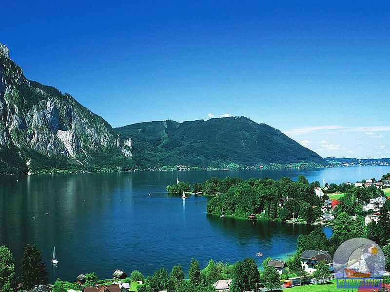 Sights of Austria