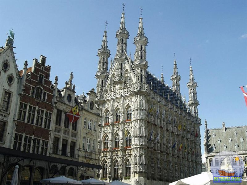 Sights of Belgium