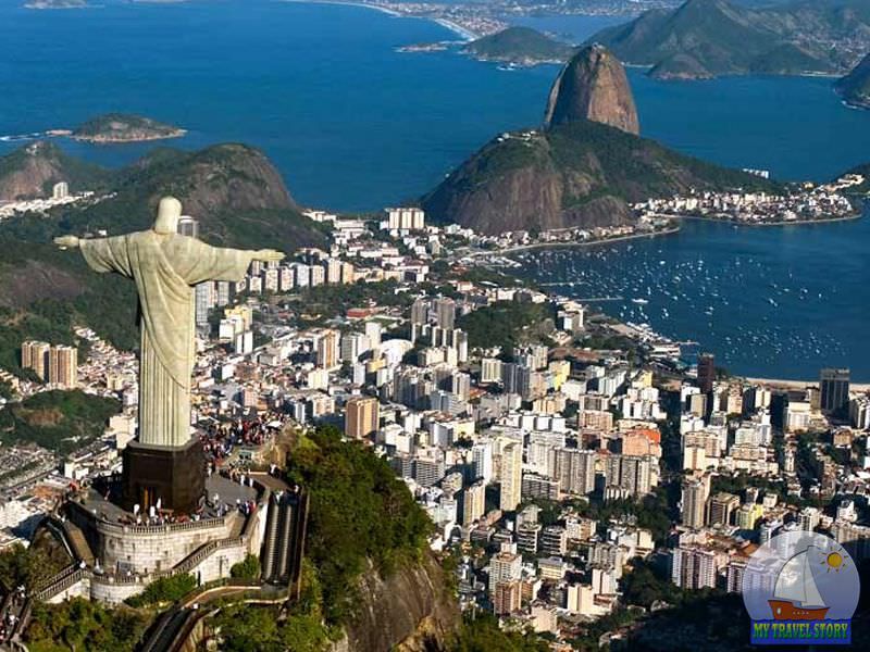 Sights of Brazil