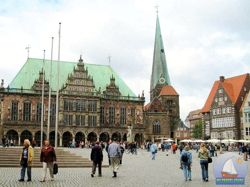 Sights of Bremen