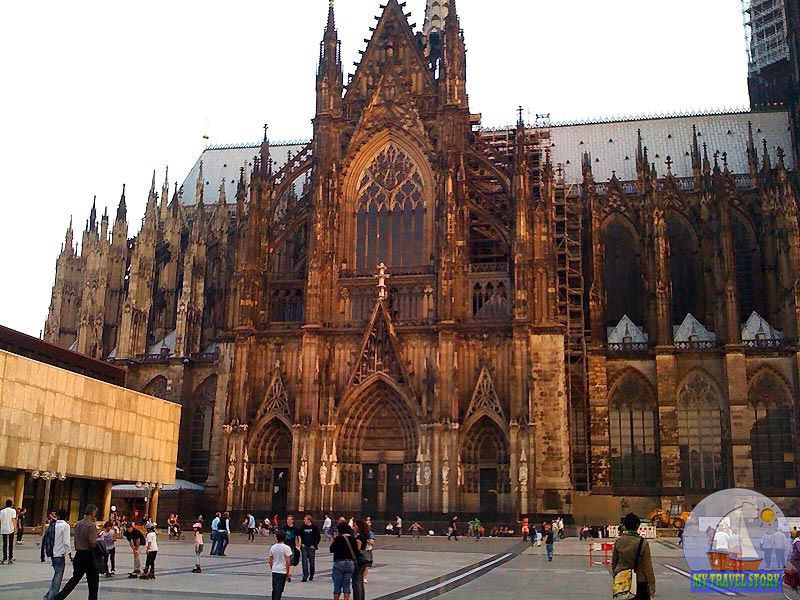 Sights of Cologne