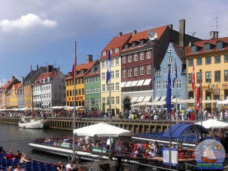 Sights of Copenhagen