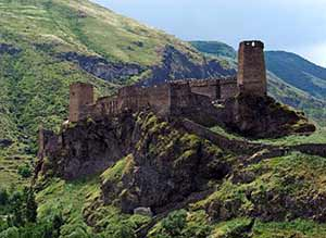 Fortress of Hertvisi