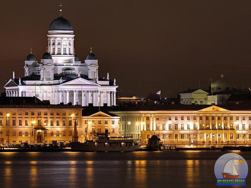 Sights of Helsinki