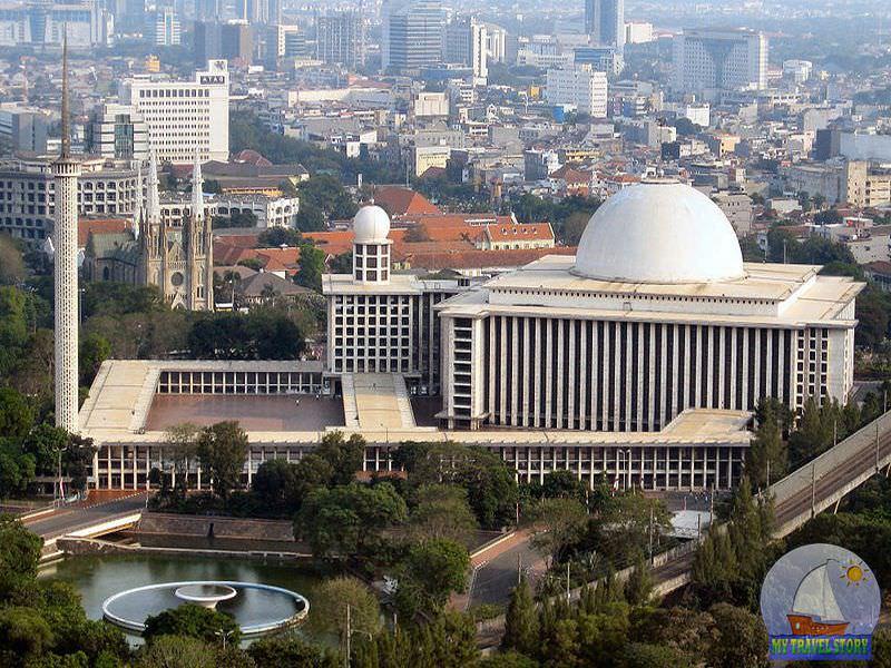Sights of Jakarta