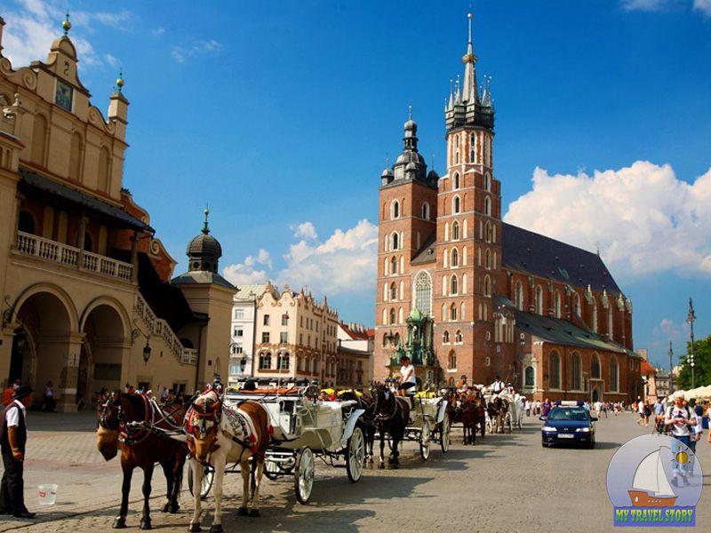 Sights of Krakow