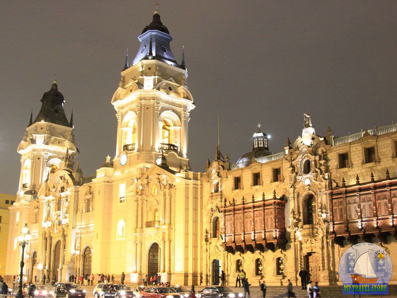 Sights of Lima