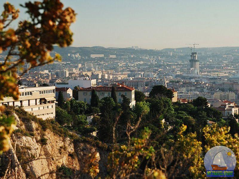 Sights of Marseille