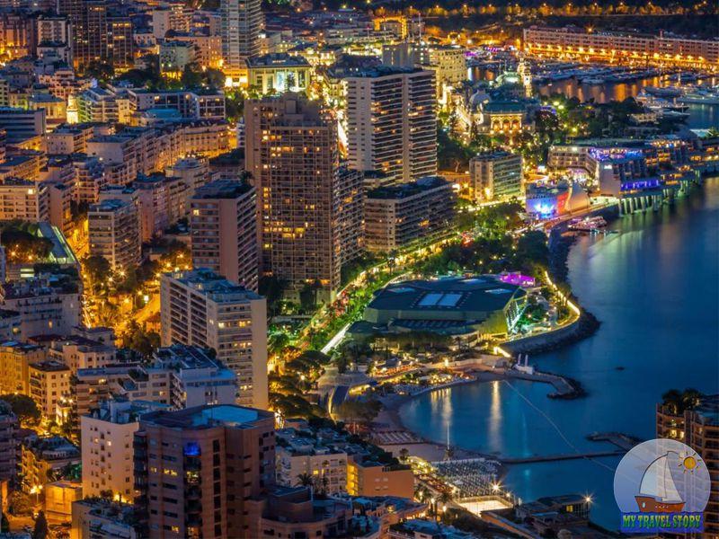 Sights of Monaco