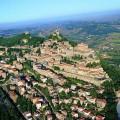 Sights of San Marino